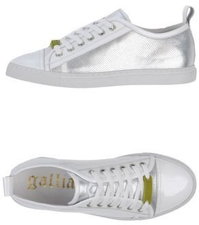 Galliano Low-Tops