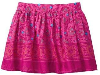 Gap Multi-print skirt