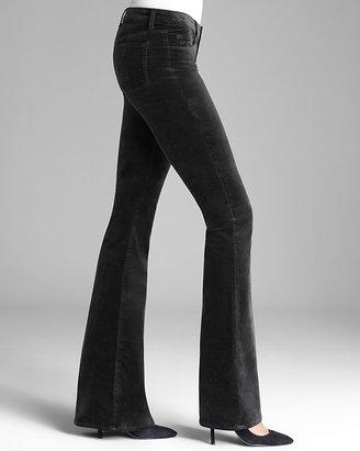 J Brand Jeans - Luxe Velveteen 1197 Martini Flare Velvet in Alpine