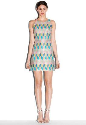 Milly Slim Shift Dress