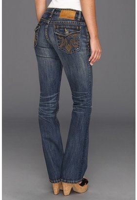MEK Wyatt Slim Bootcut in Zigg Women's Jeans