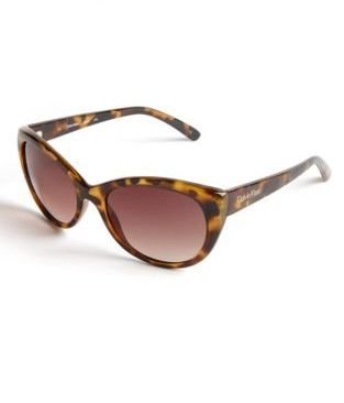 Calvin Klein Cat-Eye Sunglasses