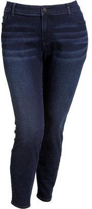 Old Navy Women's Plus The Rockstar Mid-Rise Jeggings