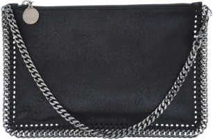 Stella McCartney Falabella zip pouch