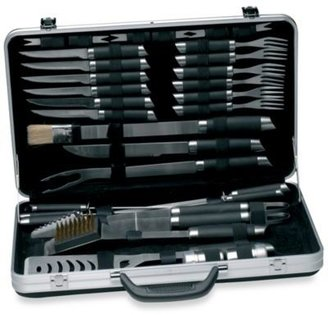 Berghoff Geminis 33-Piece Barbecue Set with Case