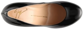 Giuseppe Zanotti Patent Leather Platform Pump