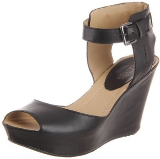 Kenneth Cole REACTION Women's Sole My Heart Wedge Sandal $79 thestylecure.com