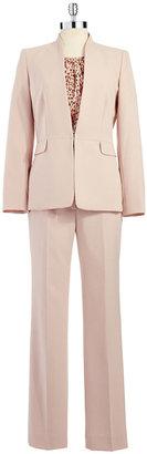 Tahari ARTHUR S. LEVINE Three-Piece Fashion Suit