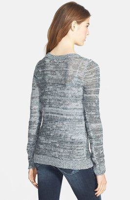 BP Marled Cotton Blend Pullover (Juniors)