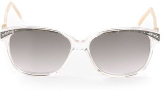 Saint Laurent Vintage round frame sunglasses