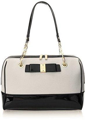 Anne Klein New Romantic Duffle Top Handle Bag $80 thestylecure.com