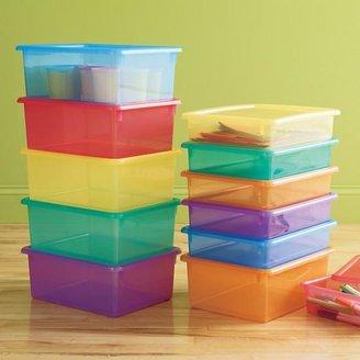 Baby Essentials Blue Cube Top Box