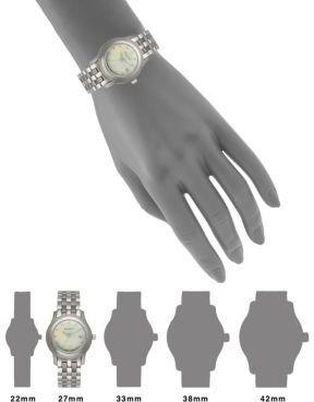 Gucci Diamond-Marker Watch