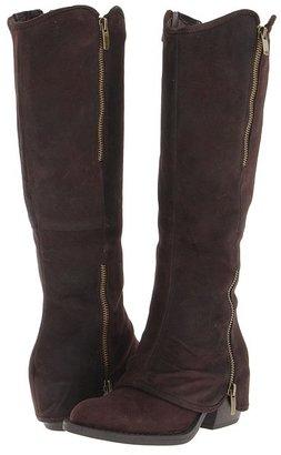 Enzo Angiolini Daryk (Dark Brown Suede) - Footwear