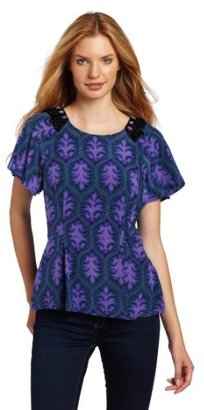 Tracy Reese Women's Embellished Blouse
