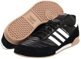 adidas Mundial Goal (Black/Running White) Men's Soccer Shoes