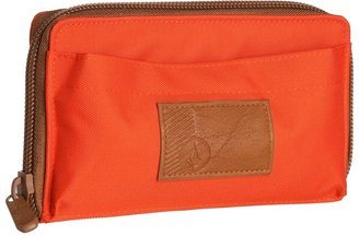 Volcom Going Back Wallet (Electric Orange) - Bags and Luggage