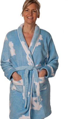 University of North Carolina Ladies Fleece Bathrobe $54.99 thestylecure.com