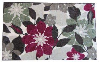 """Charlotte floral rug - 20"""" x 34"""""""