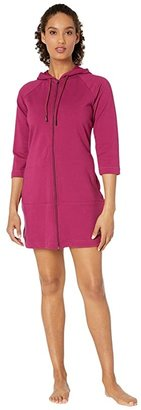 Speedo Aquatic Fitness Robe (Raspberry Radiance) Women's Swimwear