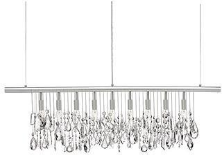Design Within Reach Cellula Chandelier - Crystals