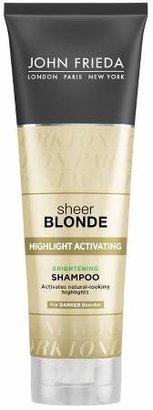 John Frieda Sheer Blonde Dark Shade Shampoo - 8.45oz.