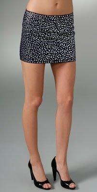 LaROK Sparkle Miniskirt
