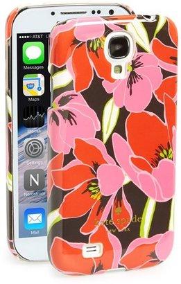 Kate Spade 'tropical floral' Samsung Galaxy S®4 case