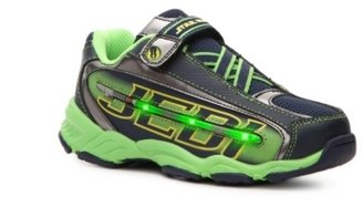 Stride Rite Star Wars Jedi Lightsabler Boys Youth Light-Up Sneaker
