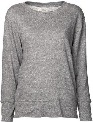 Current/Elliott side zip stadium sweater