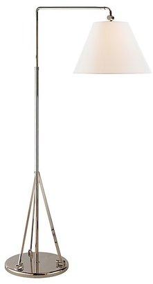 Ralph Lauren Home Brompton Swing Arm Floor Lamp