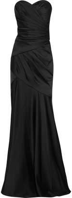 Notte by Marchesa Satin gown