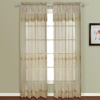 Marianna United Curtain Co. Window Panel Pair - 54'' x 84''