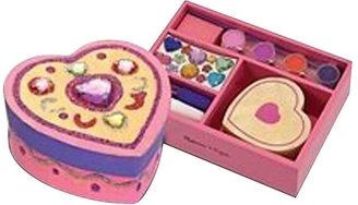 Melissa & Doug Design Your Own Heart Chest 2-Pack