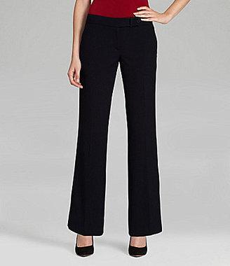 Calvin Klein Classic Flare-Leg Pants