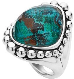 Women's Lagos Maya Stone Ring $395 thestylecure.com