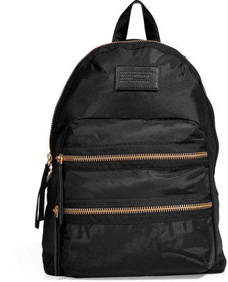 Marc by Marc Jacobs Packrat Nylon Backpack in Black