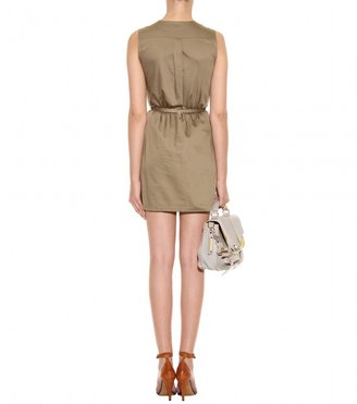 Victoria Beckham Victoria, BELTED SAFARI DRESS