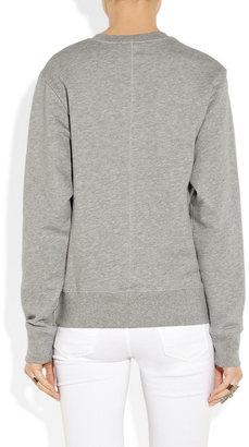 Helmut Lang HELMUT Dynamite cotton-terry sweatshirt
