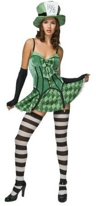 Mystery House Women's Mad Hatter Costume