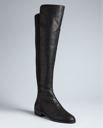 MICHAEL Michael Kors Stretch Tall Boots - Bromley