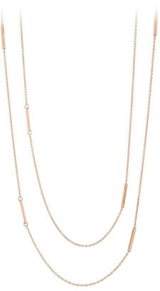 Gorjana Rectangle Wrap Necklace