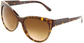 Stella McCartney SM-4036 (Dark Tortoise/Gold/Brown Gradient) - Eyewear