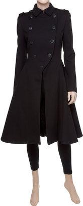 Max Studio Flared Coat