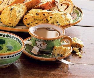 Napa Style Rana Coffee Cup & Saucer Sets