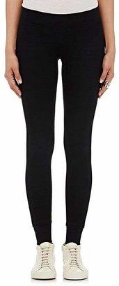 ATM Anthony Thomas Melillo Women's Rib-Knit Yoga Pants $195 thestylecure.com
