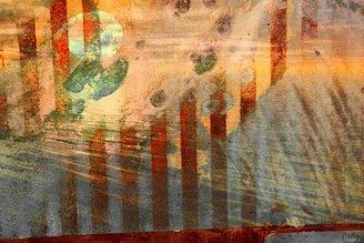 Parvez Taj Sun Set Canvas Wall Art
