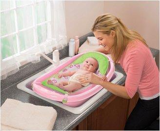Summer Infant Three Stage Newborn-to-Toddler Baby Bath, Love Ladybug