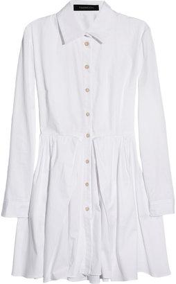 Thakoon Cotton-poplin shirt dress