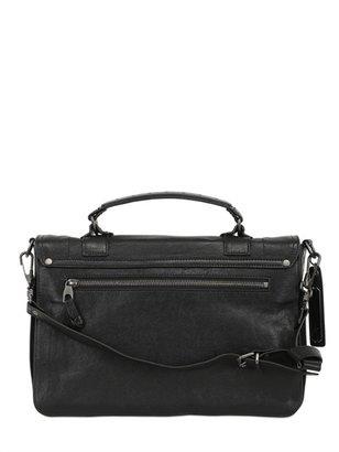 Proenza Schouler Medium Ps1 Lux Leather Satchel